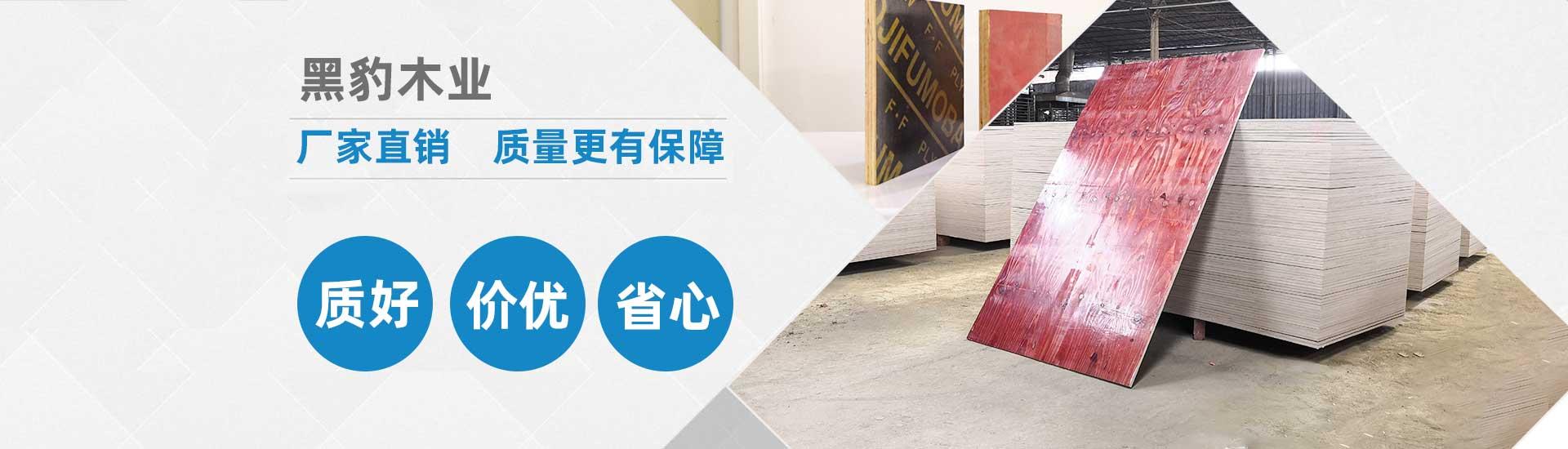 广西建筑木胶板厂家