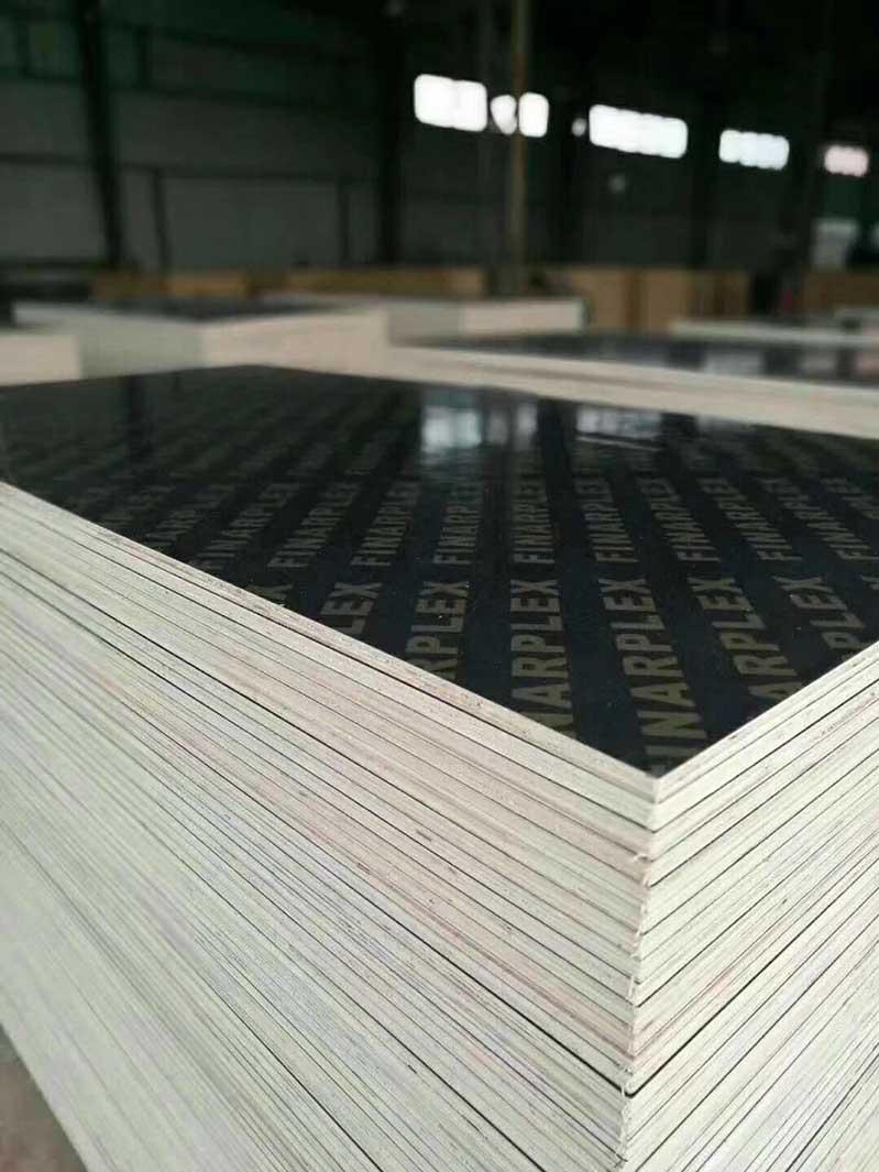 木质建筑模板