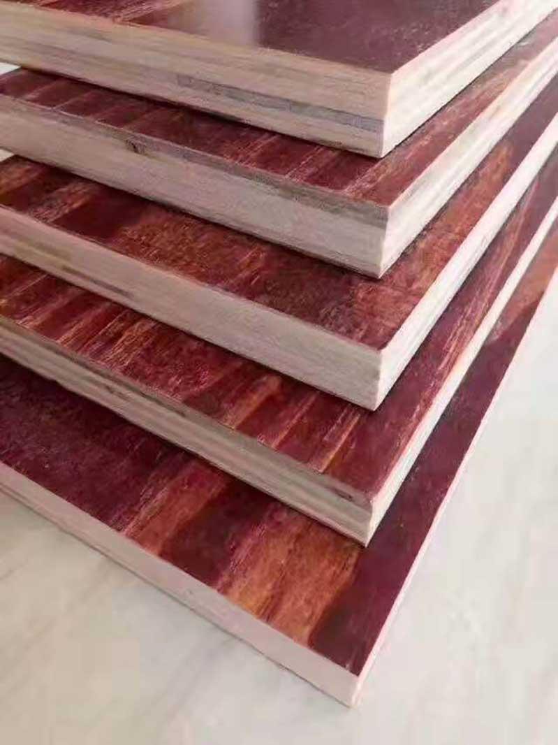 清水混凝土木质建筑模板