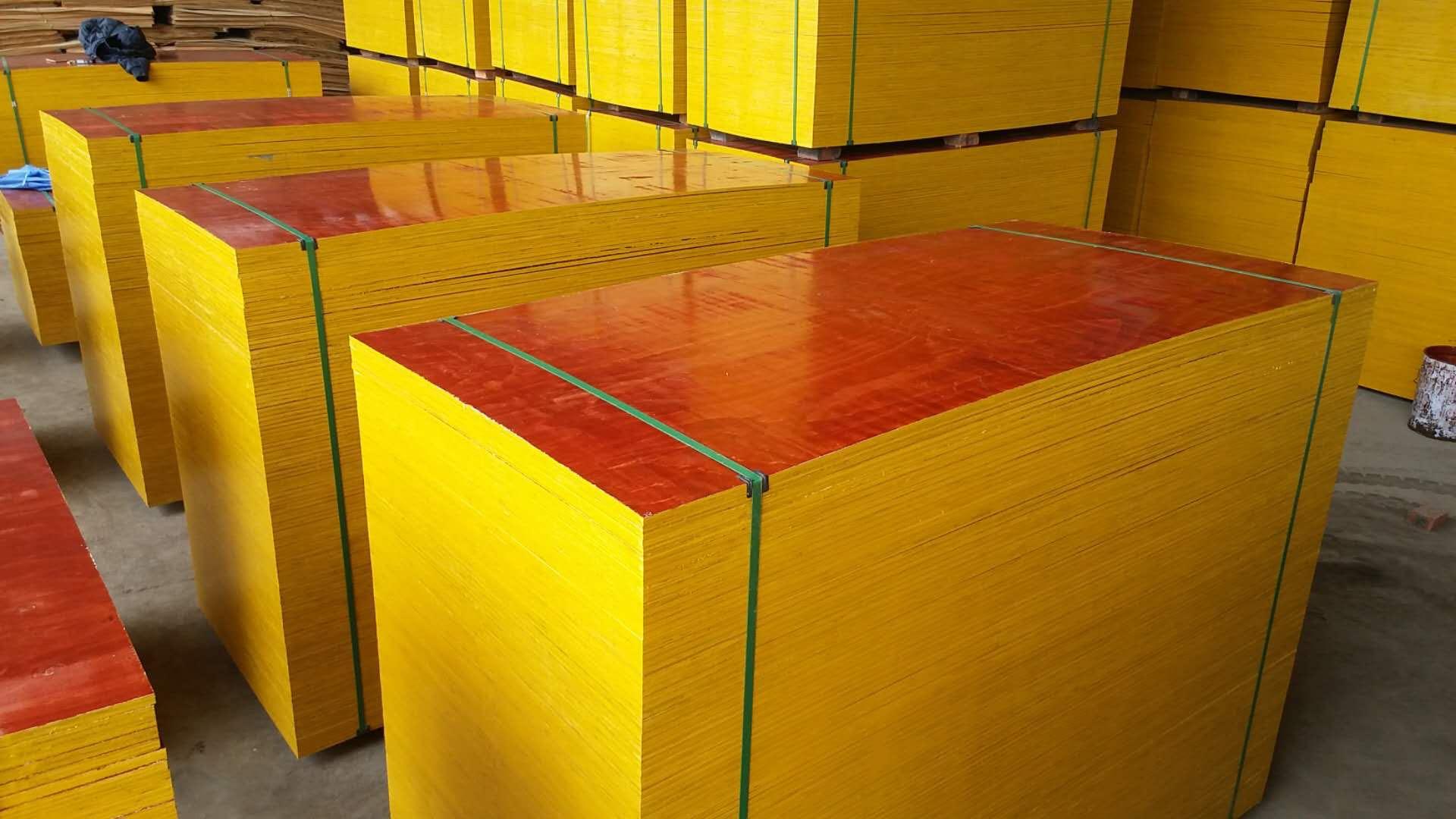 镜面建筑木胶板