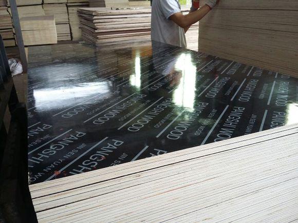 7层覆膜建筑模板