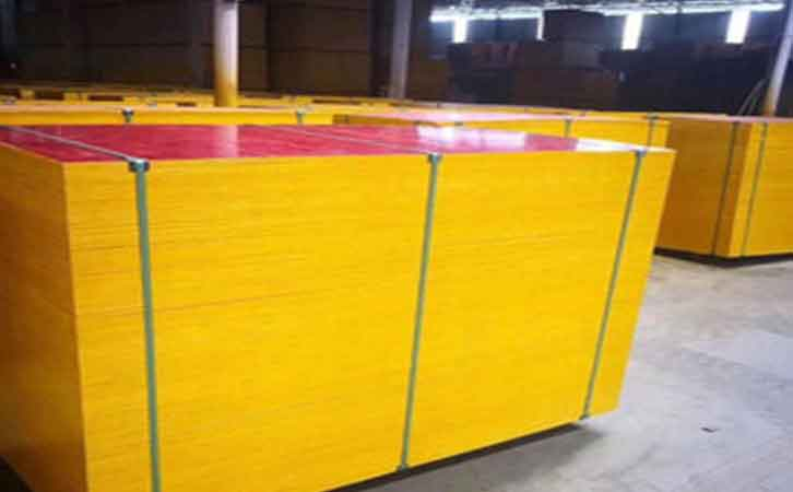 嘉龙木业是大的建筑木胶板供应商
