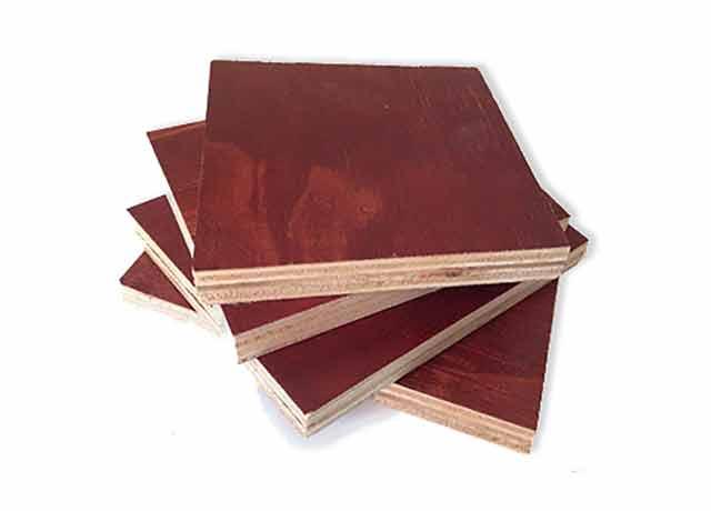 松桉木建筑模板厂
