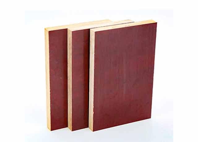 桥梁建设用建筑模板 建筑镜面板酚醛胶模板牢固