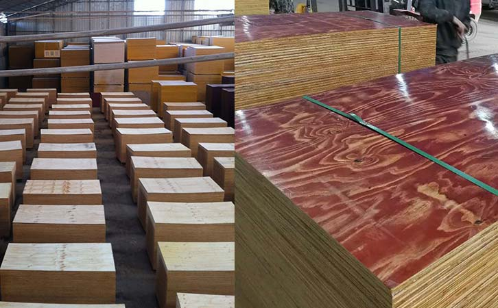 您知道建筑木胶板多少钱吗?不同规格尺寸的木胶板价格