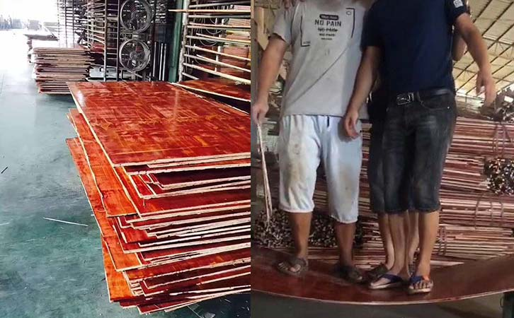一般来说建筑木胶板多少钱
