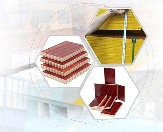 建筑模板进行规范操作具体步骤