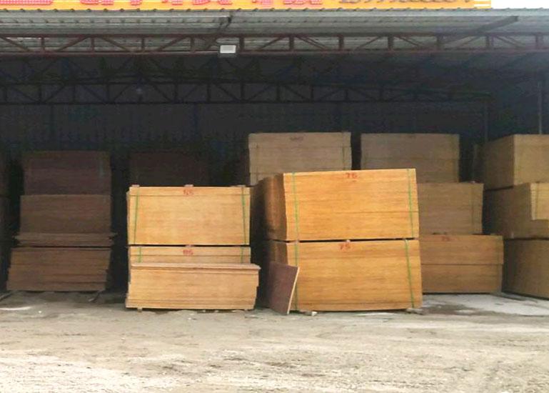 湖南怀化木模板批发市场